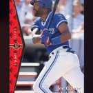 1995 SP Baseball #205 Joe Carter - Toronto Blue Jays