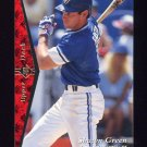 1995 SP Baseball #204 Shawn Green - Toronto Blue Jays