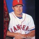 1995 SP Baseball #197 Dean Palmer - Texas Rangers