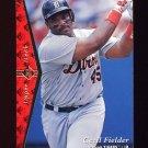1995 SP Baseball #155 Cecil Fielder - Detroit Tigers