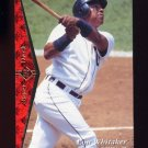 1995 SP Baseball #153 Lou Whitaker - Detroit Tigers