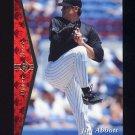 1995 SP Baseball #142 Jim Abbott - Chicago White Sox