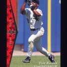 1995 SP Baseball #139 Tim Raines - Chicago White Sox