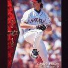 1995 SP Baseball #134 Chuck Finley - California Angels