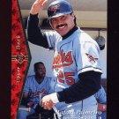 1995 SP Baseball #120 Rafael Palmeiro - Baltimore Orioles
