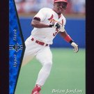 1995 SP Baseball #103 Brian Jordan - St. Louis Cardinals