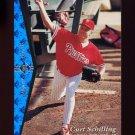 1995 SP Baseball #091 Curt Schilling - Philadelphia Phillies