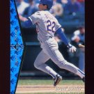 1995 SP Baseball #082 Brett Butler - New York Mets