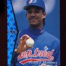 1995 SP Baseball #077 Pedro Martinez - Montreal Expos