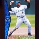 1995 SP Baseball #057 Terry Pendleton - Florida Marlins