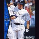 1995 SP Baseball #052 Dante Bichette - Colorado Rockies
