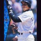 1995 SP Baseball #048 Andres Galarraga - Colorado Rockies
