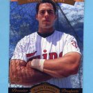 1995 SP Baseball #023 Marty Cordova FOIL - Minnesota Twins