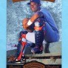 1995 SP Baseball #020 Raul Casanova FOIL RC - San Diego Padres