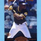 1995 SP Baseball #018 Freddy Adrian Garcia FOIL RC - Pittsburgh Pirates