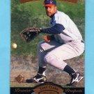 1995 SP Baseball #016 Tony Clark FOIL - Detroit Tigers
