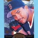 1995 SP Baseball #013 Jose Malave FOIL - Boston Red Sox