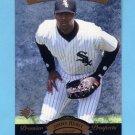 1995 SP Baseball #012 Jimmy Hurst FOIL - Chicago White Sox