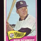 1965 Topps Baseball #582 Bob Schmidt - New York Yankees