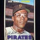 1967 Topps Baseball #335 Bob Veale - Pittsburgh Pirates