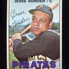 1967 Topps Baseball #301 Jesse Gonder - Pittsburgh Pirates