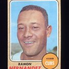 1968 Topps Baseball #382 Ramon Hernandez - Chicago Cubs