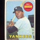 1969 Topps Baseball #313 Bill Robinson - New York Yankees
