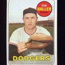 1969 Topps Baseball #310 Tom Haller - Los Angeles Dodgers