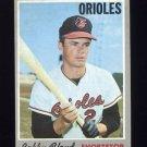 1970 Topps Baseball #101 Bobby Floyd - Baltimore Orioles