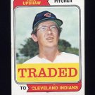 1974 Topps Traded #579T Cecil Upshaw - Cleveland Indians