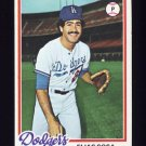 1978 Topps Baseball #694 Elias Sosa - Los Angeles Dodgers