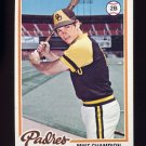 1978 Topps Baseball #683 Mike Champion - San Diego Padres