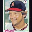 1978 Topps Baseball #682 Ken Brett - California Angels
