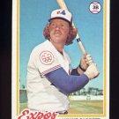 1978 Topps Baseball #679 Wayne Garrett - Montreal Expos