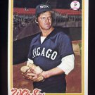 1978 Topps Baseball #615 Clay Carroll - Chicago White Sox