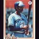 1978 Topps Baseball #547 John Scott - Toronto Blue Jays