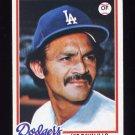 1978 Topps Baseball #539 Vic Davalillo - Los Angeles Dodgers NM-M