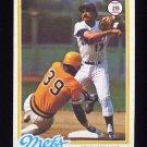 1978 Topps Baseball #505 Felix Millan - New York Mets