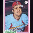 1978 Topps Baseball #504 Roger Freed - St. Louis Cardinals