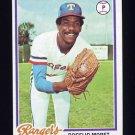 1978 Topps Baseball #462 Rogelio Moret - Texas Rangers