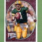 2008 Upper Deck Heroes Football #007 Brett Favre - Green Bay Packers