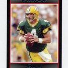 2007 Bowman Football #011 Brett Favre - Green Bay Packers