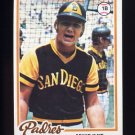 1978 Topps Baseball #445 Mike Ivie - San Diego Padres