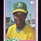 1978 Topps Baseball #434 Mike Norris - Oakland A's