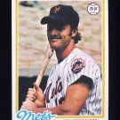 1978 Topps Baseball #428 Joel Youngblood - New York Mets