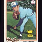 1978 Topps Baseball #419 Jerry Garvin RC - Toronto Blue Jays