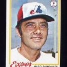 1978 Topps Baseball #414 Darold Knowles - Montreal Expos