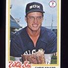 1978 Topps Baseball #361 Chris Knapp - Chicago White Sox