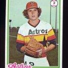 1978 Topps Baseball #358 Mark Lemongello - Houston Astros