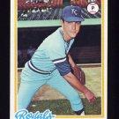 1978 Topps Baseball #331 Mark Littell - Kansas City Royals
